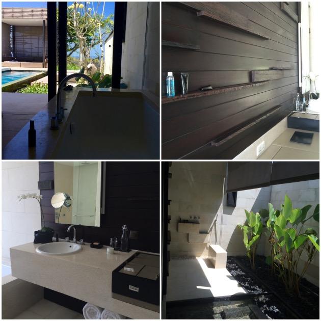 salle de bain alila villas uluwatu