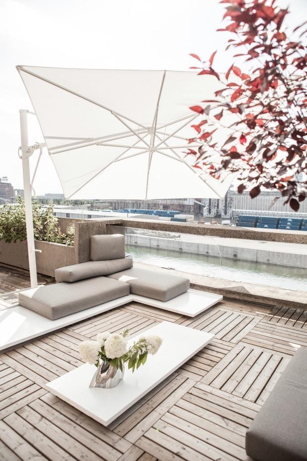 terrasse Moshe Safdie H67 montreal