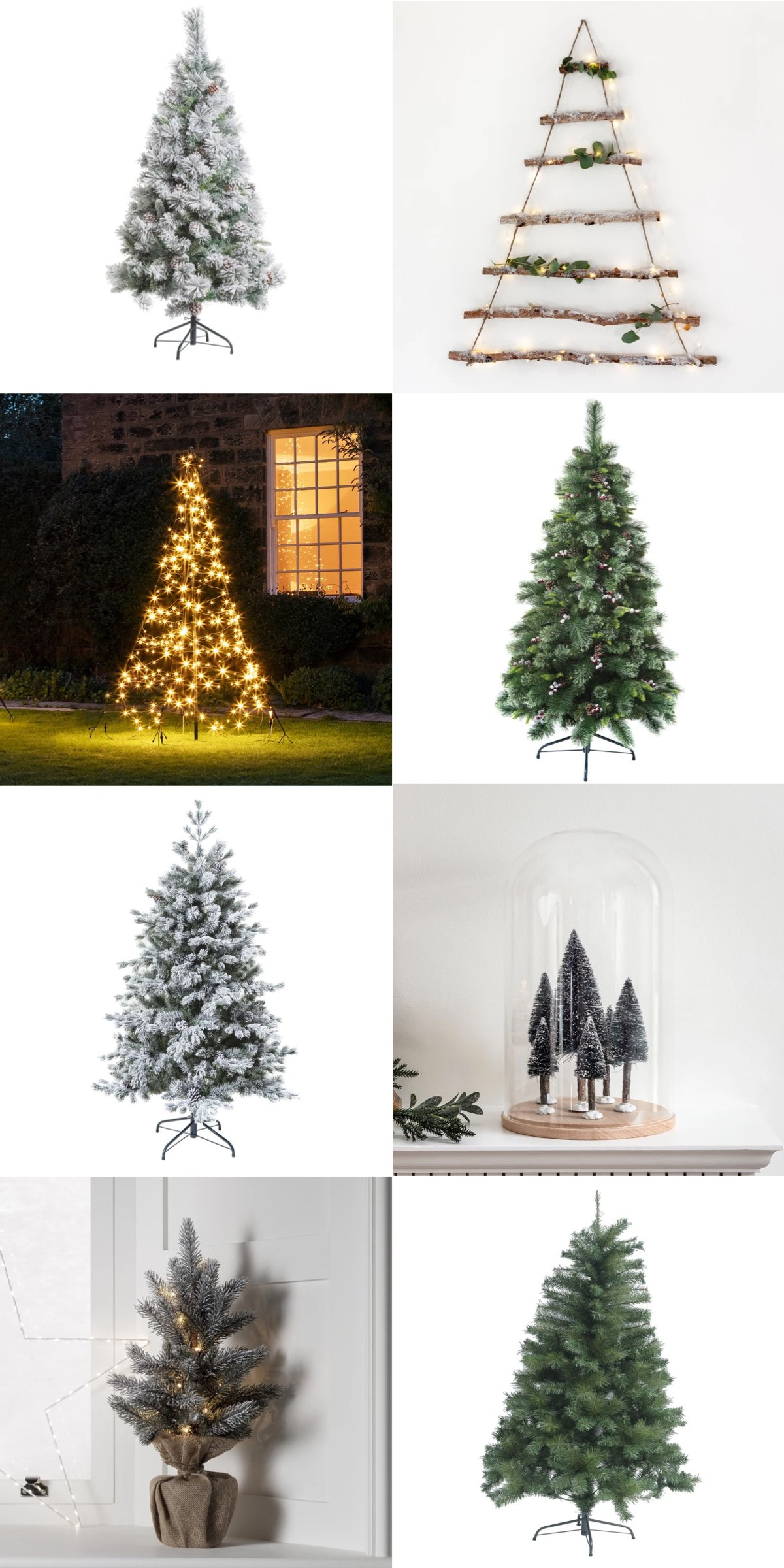 sapin artificiel dense grand beau pas cher - blog déco - clem around the corner