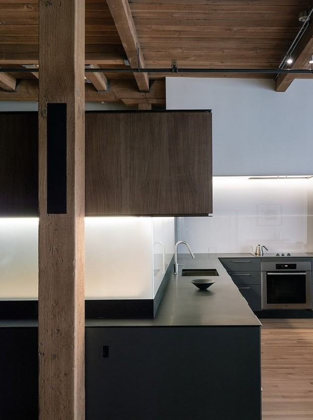loft minimaliste san francisco californie