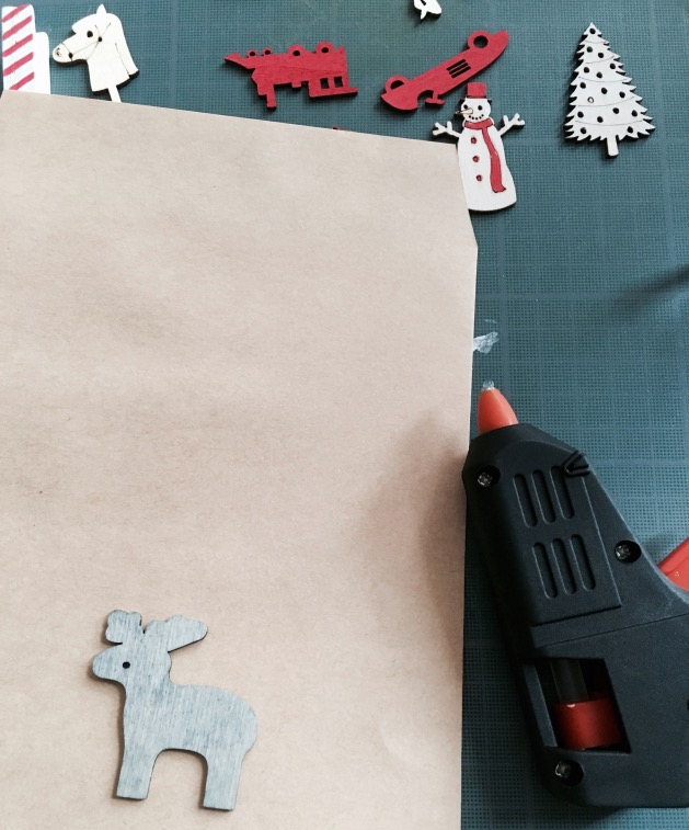 Calendrier de l'Avent DIY noel pour enfant ClemATC