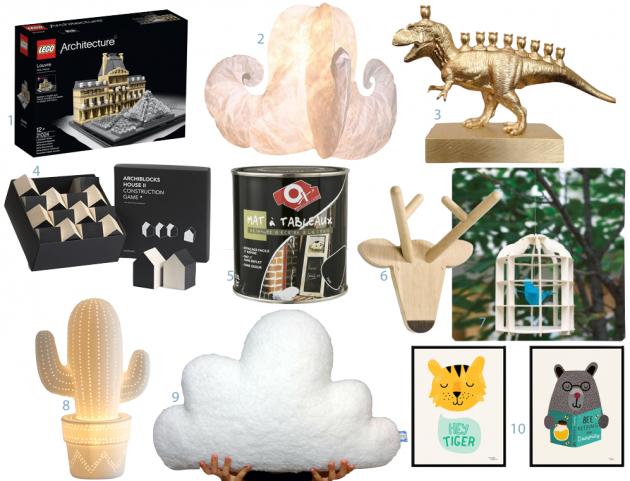 Idées cadeaux de Noël pour un enfant