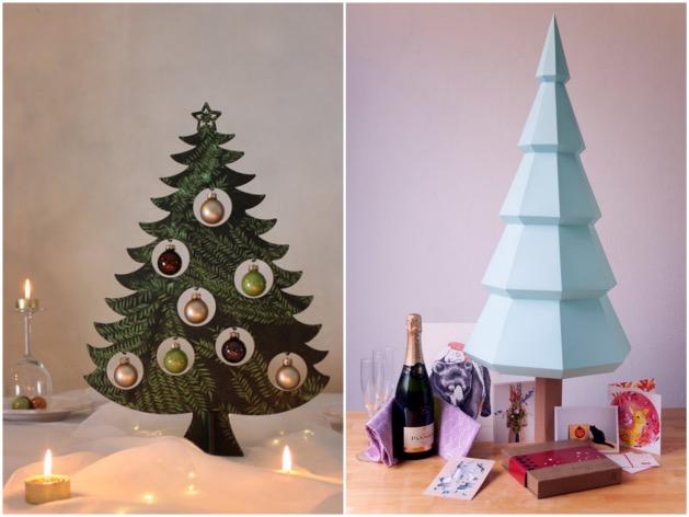 Mon beau faux sapin de Noël - Blog Déco - Architecture d'intérieur ...