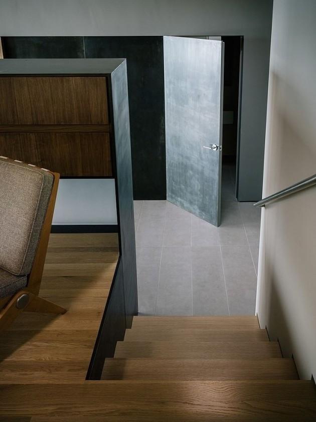 suite parentale loft minimaliste