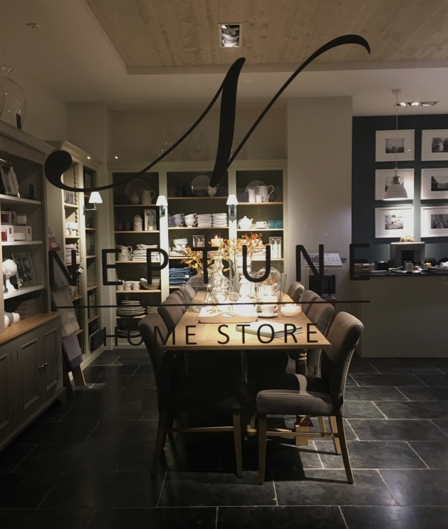 Boutique déco Neptune home store paris