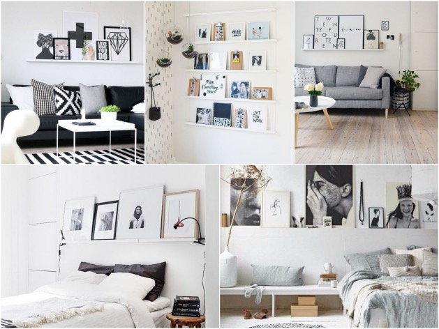 astuces d co pour locataire clem around the corner. Black Bedroom Furniture Sets. Home Design Ideas