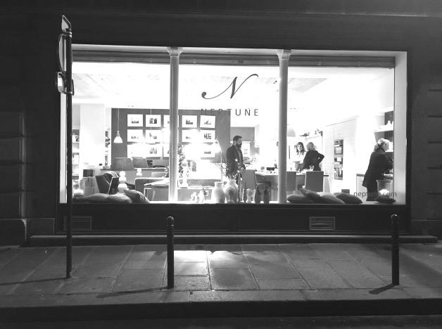 Boutique déco Neptune style anglais paris