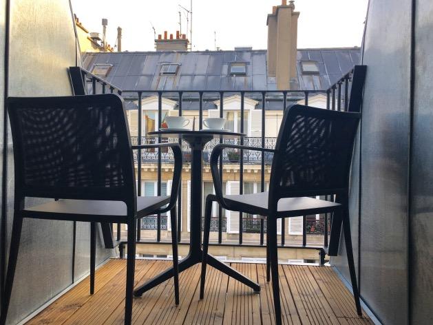 cafe terrasse hotel la lanterne paris chambre superieur