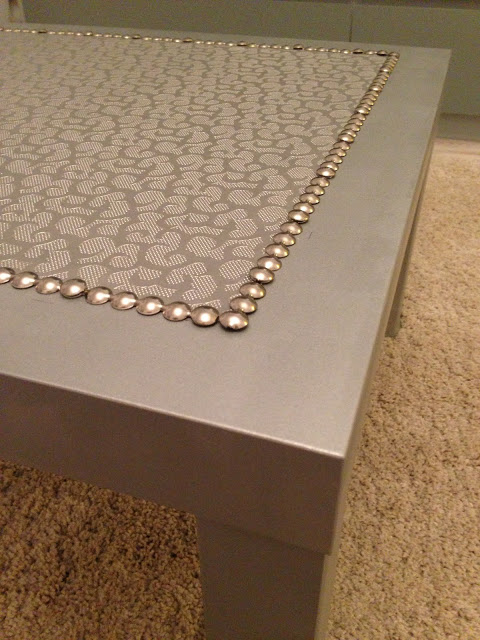 Customiser une table basse ikea blog d co clem around the corner - Decorer une table basse ...