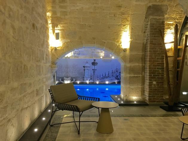 espace detente hotel la lanterne paris