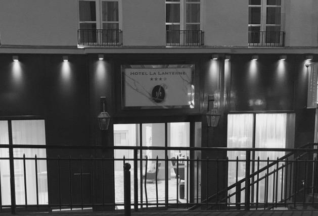 hotel de la lanterne rue de la montagne sainte genevieve paris 5