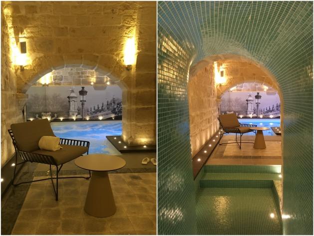 hotel design avec piscine paris quartier latin hotel la lanterne