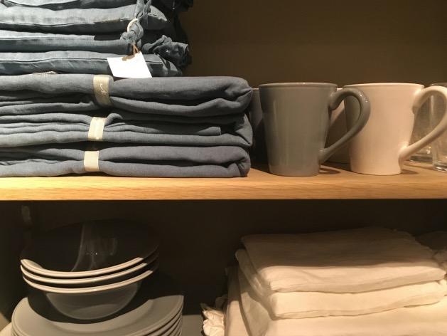 vaisselle ceramique mug linge de table en lin