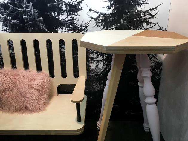 mun dad & me table heaxagonale Maison & Objet janvier 2016