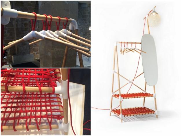 Drôles d'oiseaux DIY cintre imprimante 3D