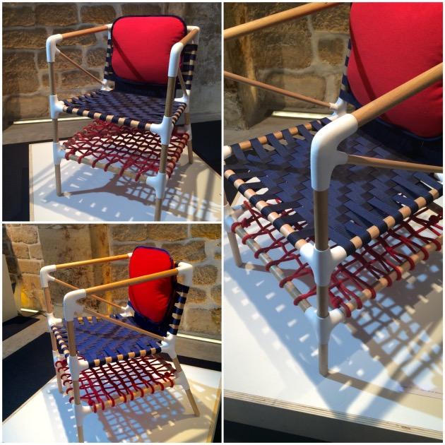 DIY fauteuil imprimante 3D