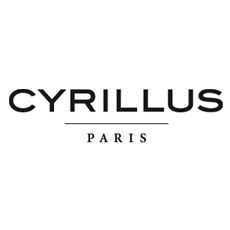 logo cyrillus paris carre