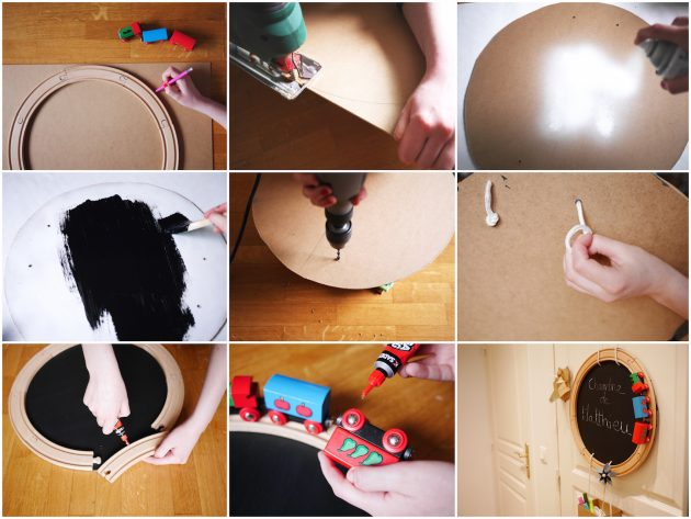 diy bricolage d co blog deco clem around the corner. Black Bedroom Furniture Sets. Home Design Ideas