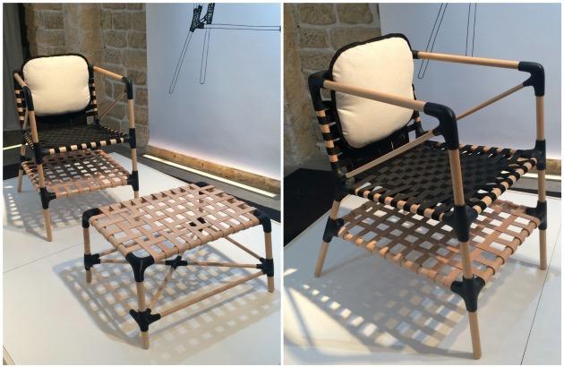 Drôles d'oiseaux DIY chaise imprimante 3D
