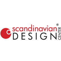 scandinavian design center logo carré