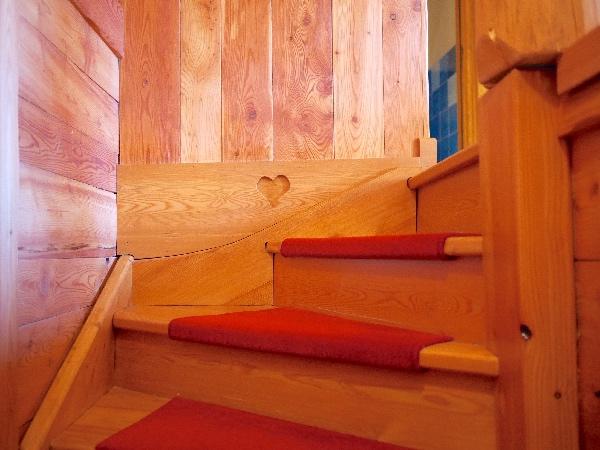 escalier suite duplex clematc