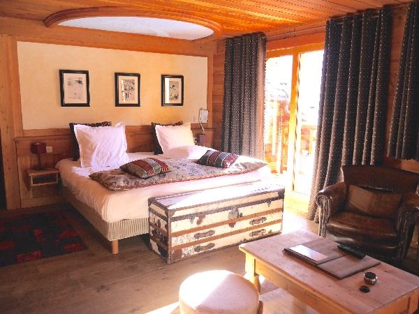 chambre familiale chalet mounier