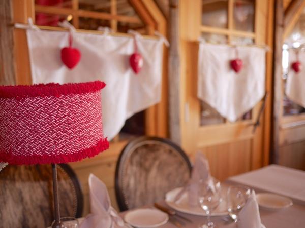 salle restaurant chalet mounier clematc