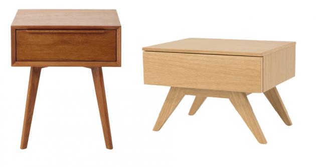 même table de nuit en moins chère minimaliste