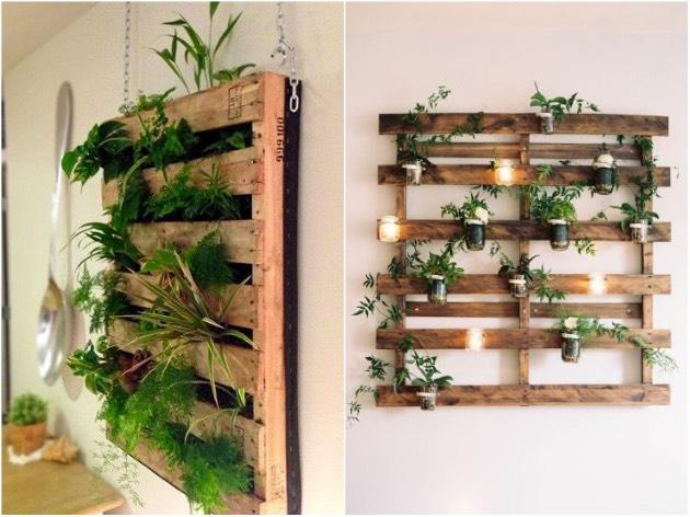 idee-deco-palette-jardiniere-suspendue