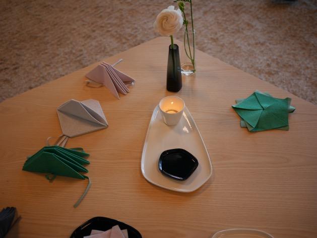 art de la table iittala x issey miyake