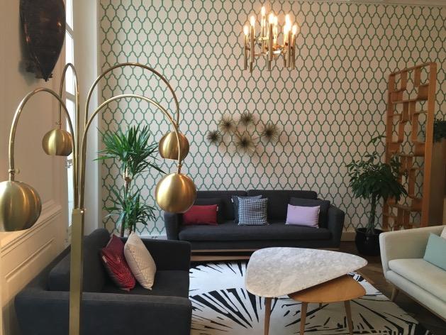 deco appartement red edition paris