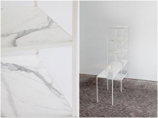 table multifonctions minimaliste design