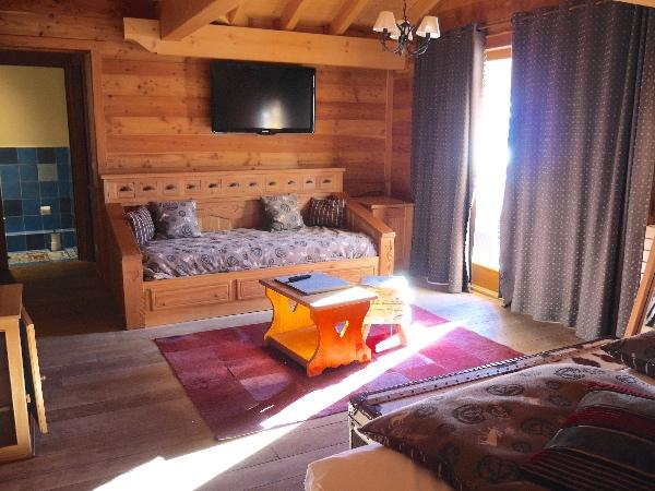 chambre familiale duplex chalet mounier clematc
