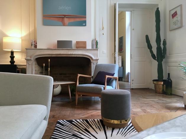 apartement red edition paris