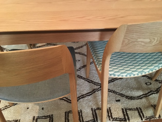 chaise annees 50 fifties