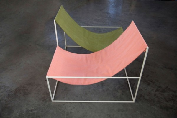 fauteuils pour conversation inversé