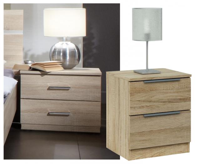 la m me table de nuit en moins ch re clem around the corner. Black Bedroom Furniture Sets. Home Design Ideas