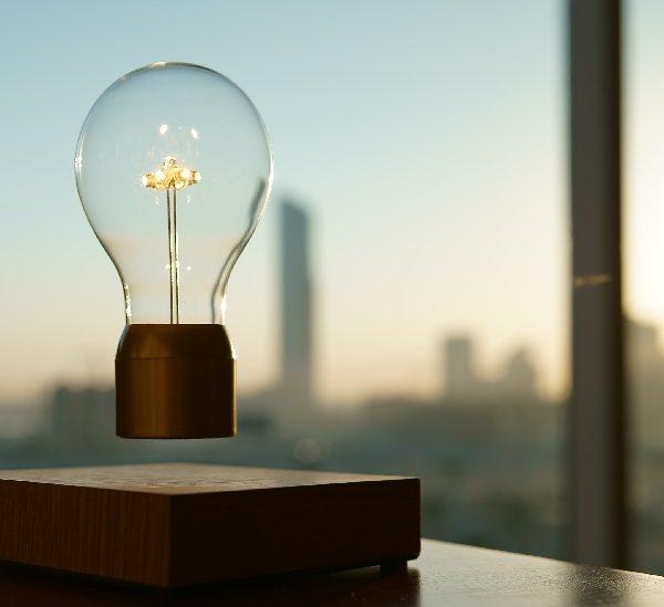 flyte lampe lévitation