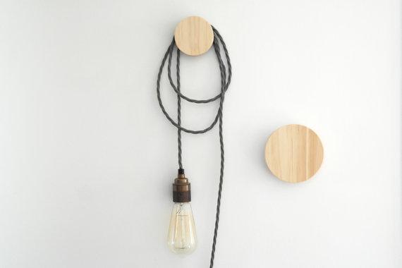 luminaire en bois made in france