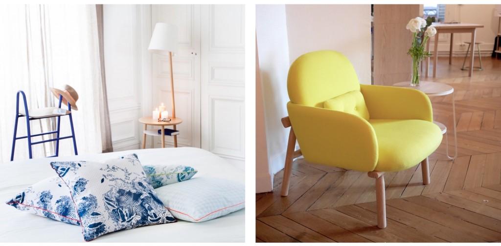 fauteuil chambre Hartô éditeur français