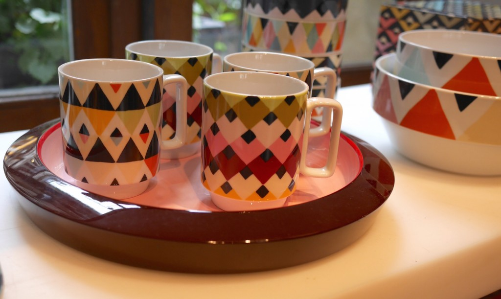 mug tasse design motif azteque