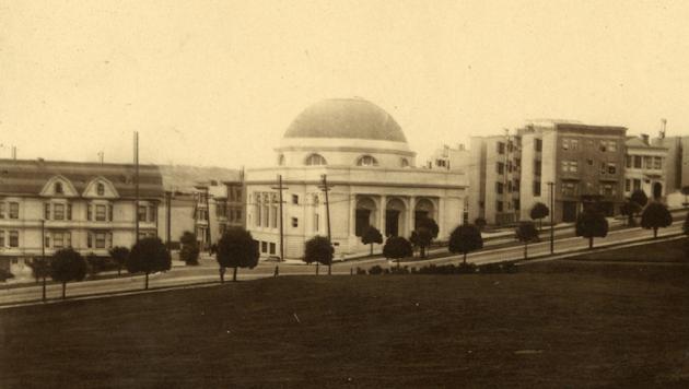 photo historique san francisco dolores park