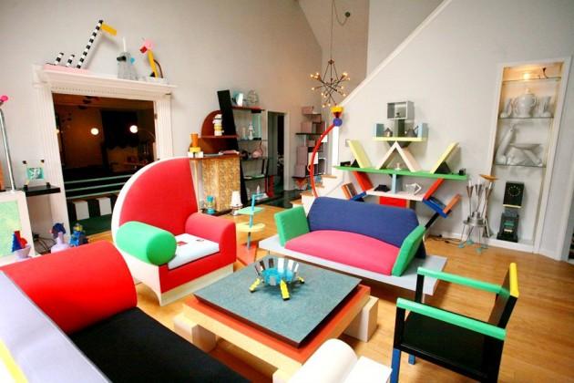 appartement produit table Memphis