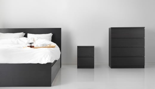 transformer un meuble ikea la commode malm clem around the corner. Black Bedroom Furniture Sets. Home Design Ideas