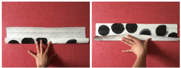 Comment faire un vase en papier origami