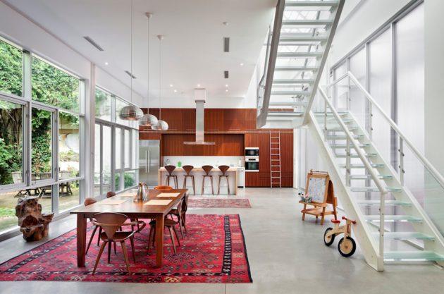 Atelier loft inspiration intérieur