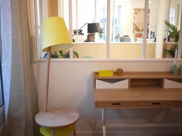lampe hyppolite showroom hartô design