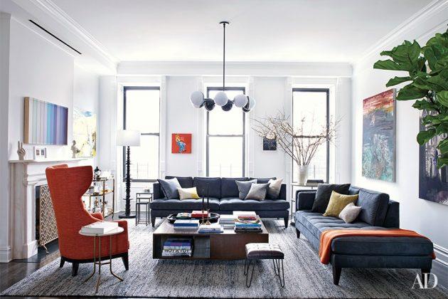 Appartement de Neil Patrick Harris et David Burtka