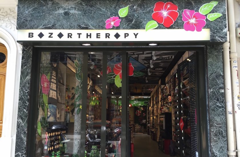 bazartherapy paris boutique cadeau