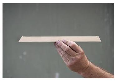 fabriquer une etagere triangulaire